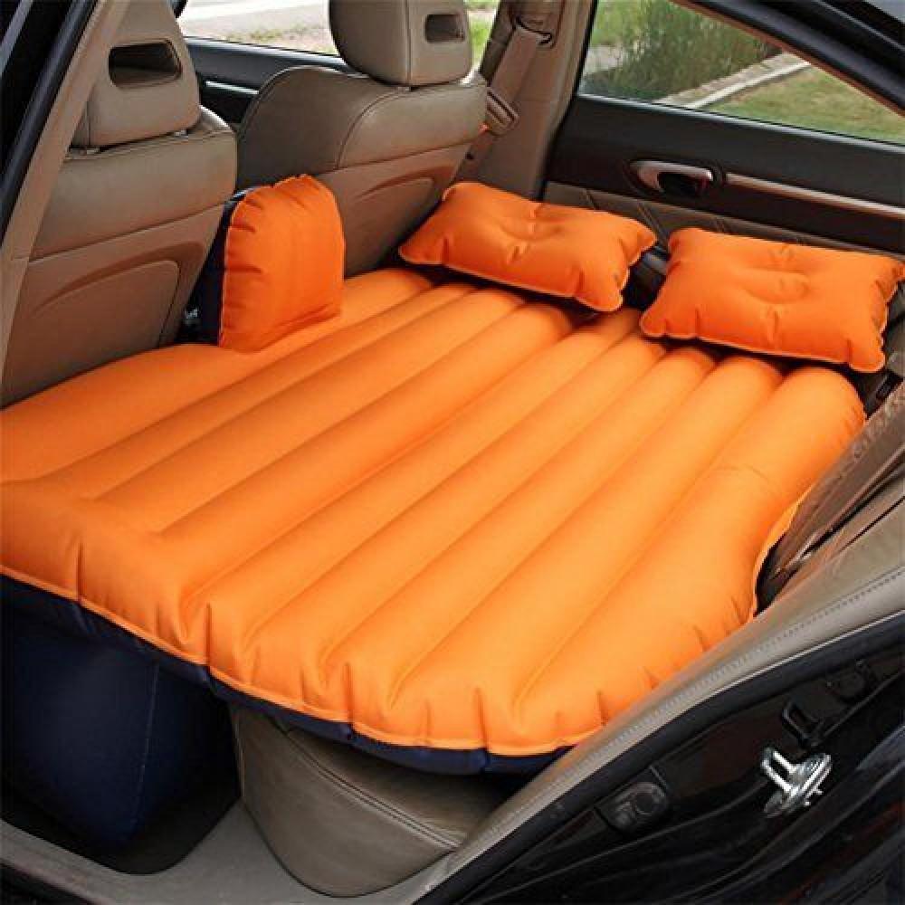 Materasso letto gonfiabile airbed auto sedile posteriore macchina con pompa