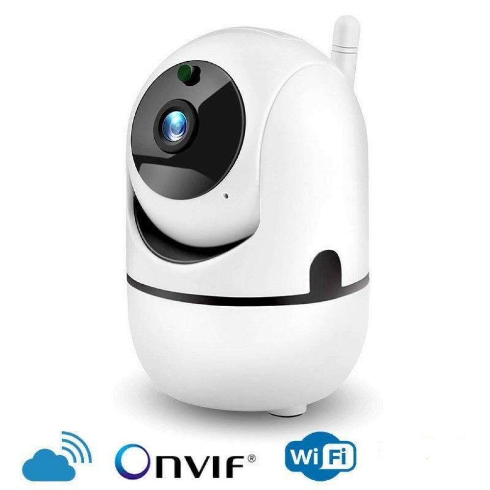 Telecamera ip cam camera led ir cut motorizzata onvif cloud storage