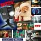 Video proiettore window wonderland luci natale magia natalizie stelle visto tv